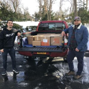 Donation of Vitamins and Medicine going to our Medical Clinic
